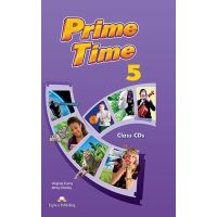 Prime Time 5 Class CD