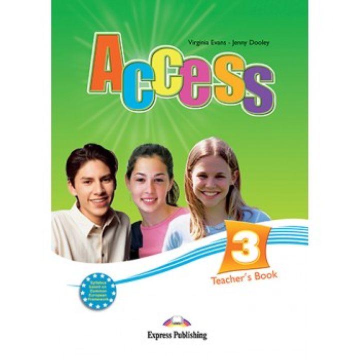ACCESS 3 TEACHER'S BOOK
