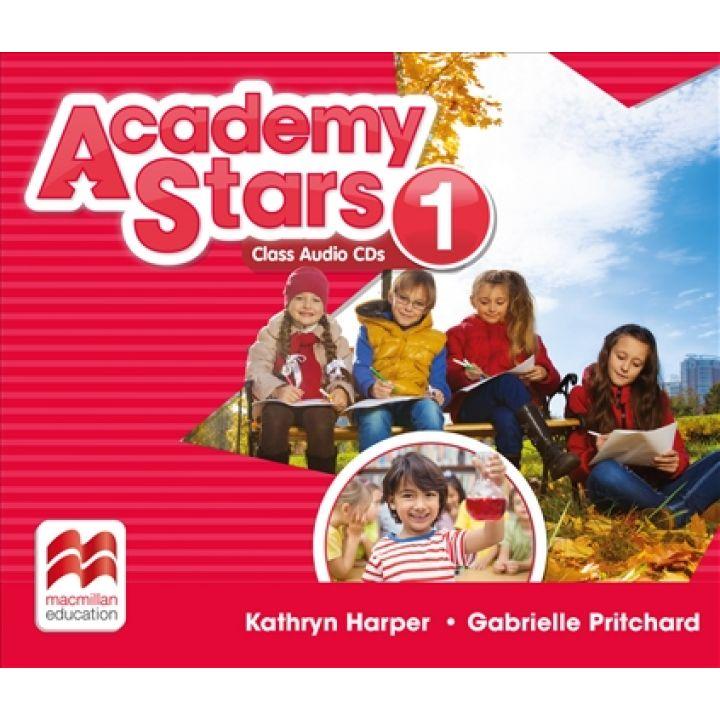 Academy Stars for Ukraine Level 1 Class Audio CDs