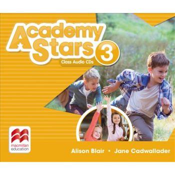 Academy Stars for Ukraine Level 3 Class Audio CDs