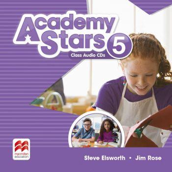 Academy Stars for Ukraine Level 5 Class Audio CDs