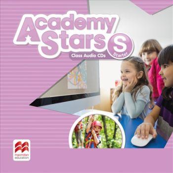 Academy Stars for Ukraine Starter Class Audio CDs