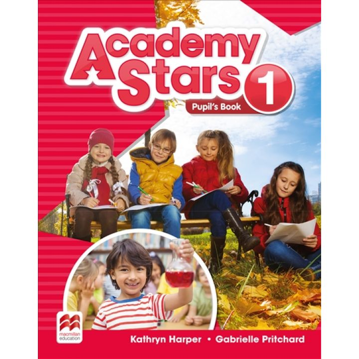 Academy Stars for Ukraine Level 1 Pupil's Pack