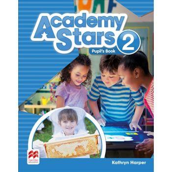 Academy Stars for Ukraine Level 2 Pupil's Pack