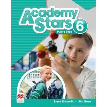 Academy Stars for Ukraine Level 6 Pupil's Pack