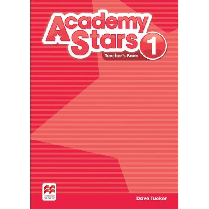 Academy Stars for Ukraine Level 1 Teacher's Pack
