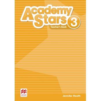 Academy Stars for Ukraine Level 3 Teacher's Pack