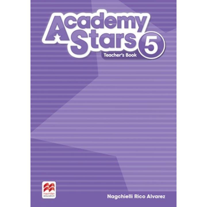 Academy Stars for Ukraine Level 5 Teacher's Pack