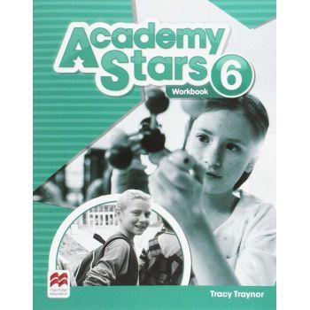 Academy Stars for Ukraine Level 6 Workbook
