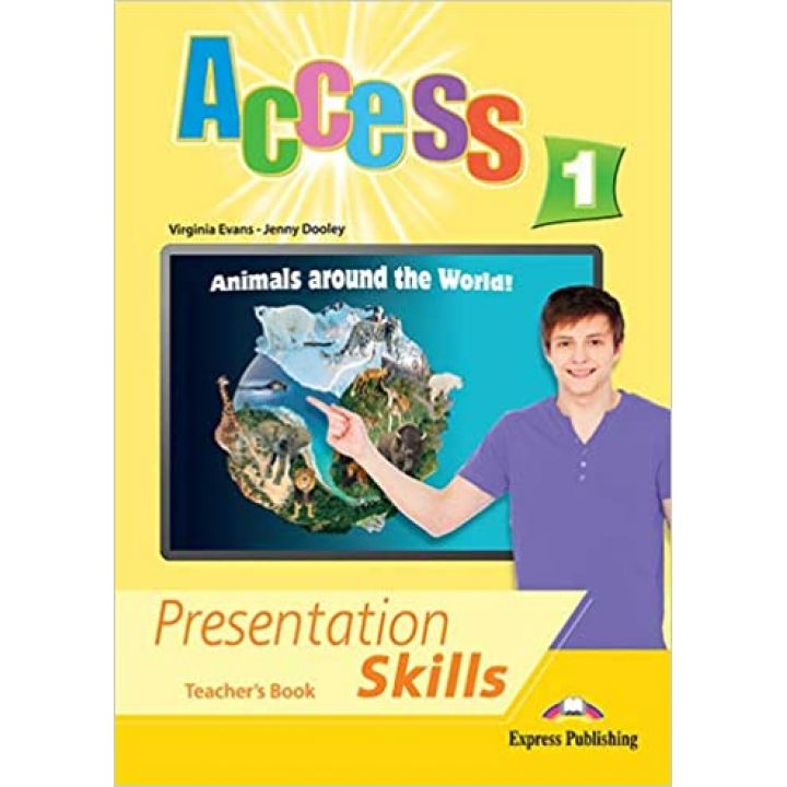 ACCESS 1 PRESENTATION SKILLS TEACHER'S BOOK