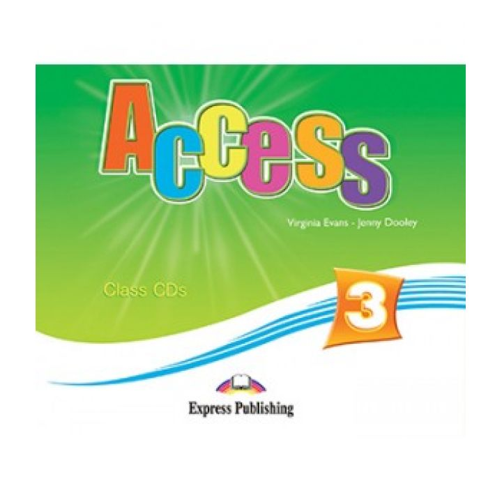 ACCESS 3 Cl. Cd )of 4)