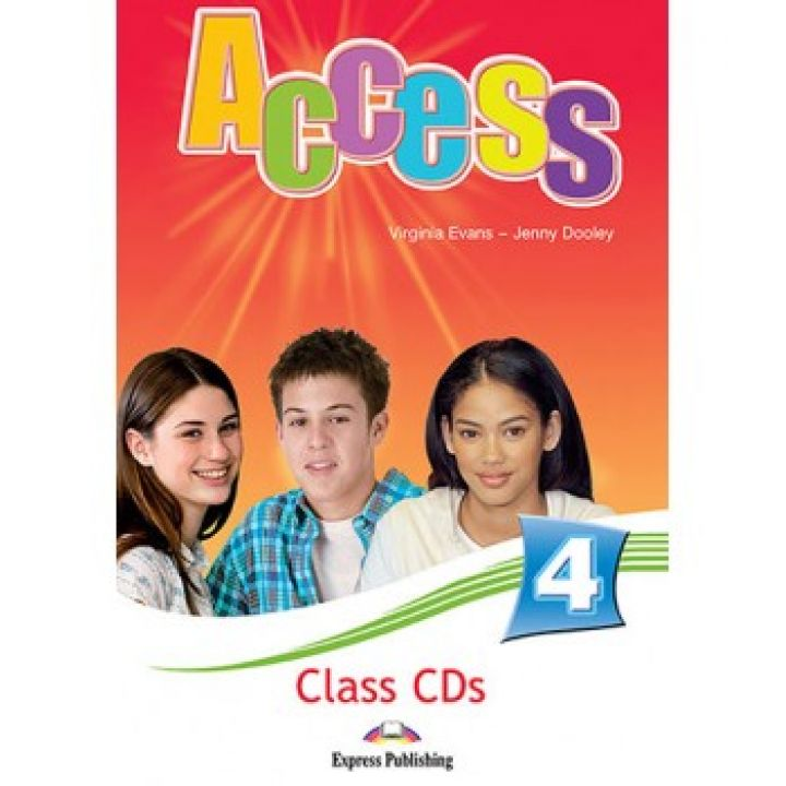 ACCESS 4 Cl. Cd (of 5)