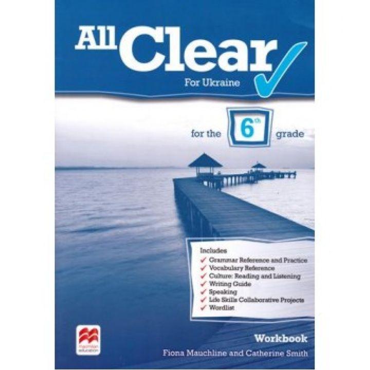 All Clear 2 Workbook