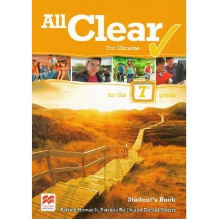 All Clear 3 Student's Book