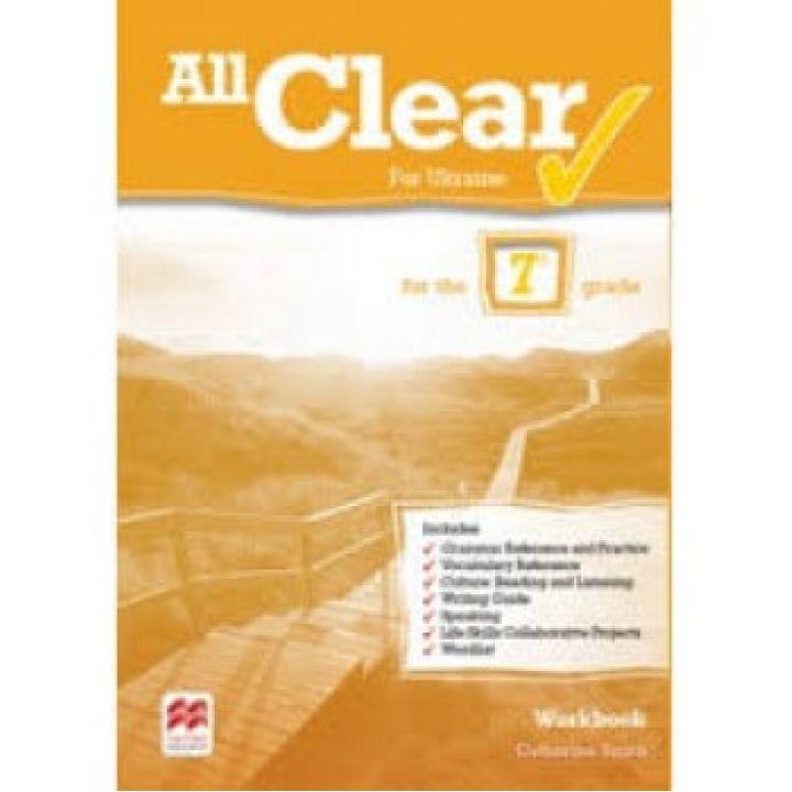 All Clear 3 Workbook