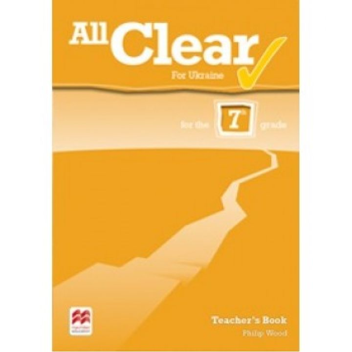 All Clear 3 Teacher's Book