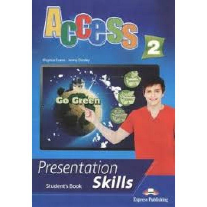 ACCESS 2 PRESENTATION SKILLS STUDENT'S BOOK (INTERNATIONAL)