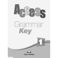 ACCESS 1 GRAMMAR KEY
