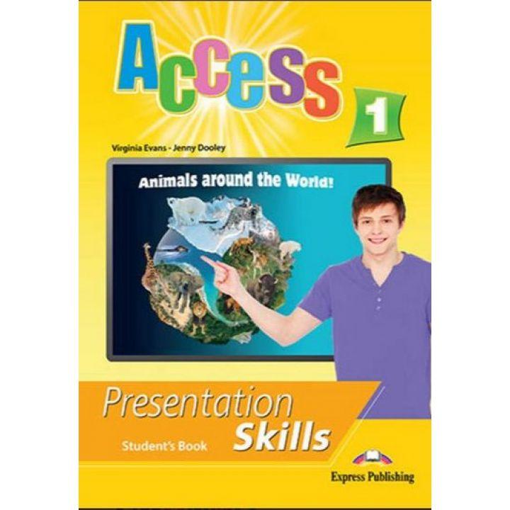 ACCESS 1 PRESENTATION SKILLS STUDENT'S BOOK (INTERNATIONAL)