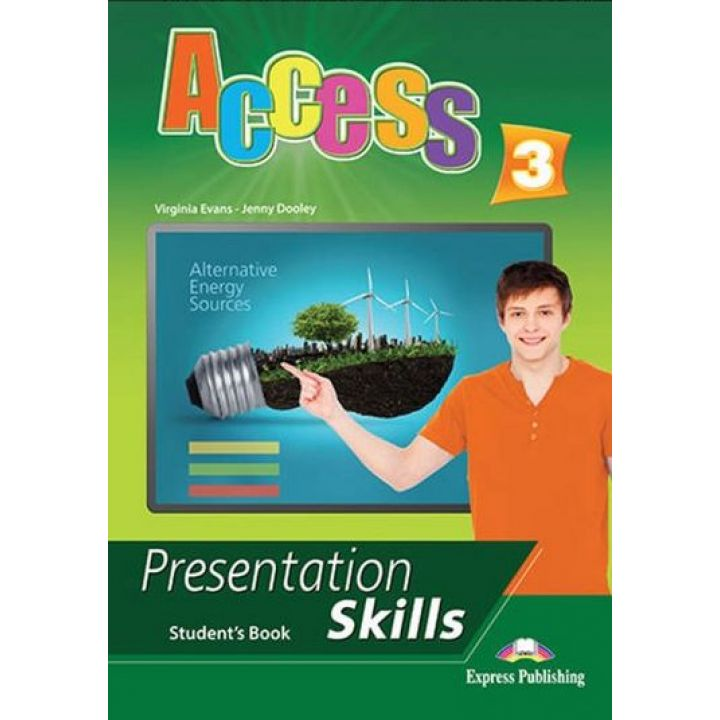 ACCESS 3 PRESENTATION SKILLS STUDENT'S BOOK (INTERNATIONAL)