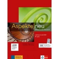 Aspekte 1 Neu B1+  Lehrbuch mit DVD