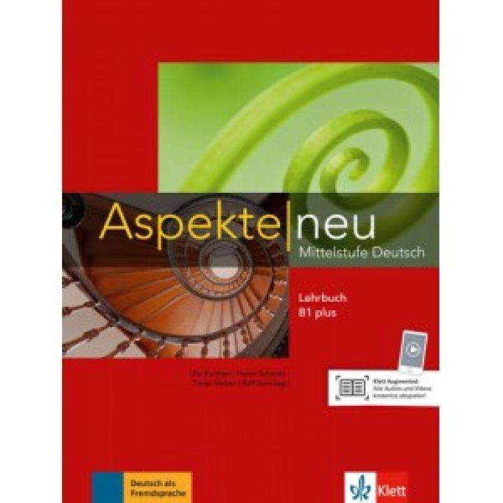 Aspekte 1 Neu B1+, Lehrbuch ohne DVD