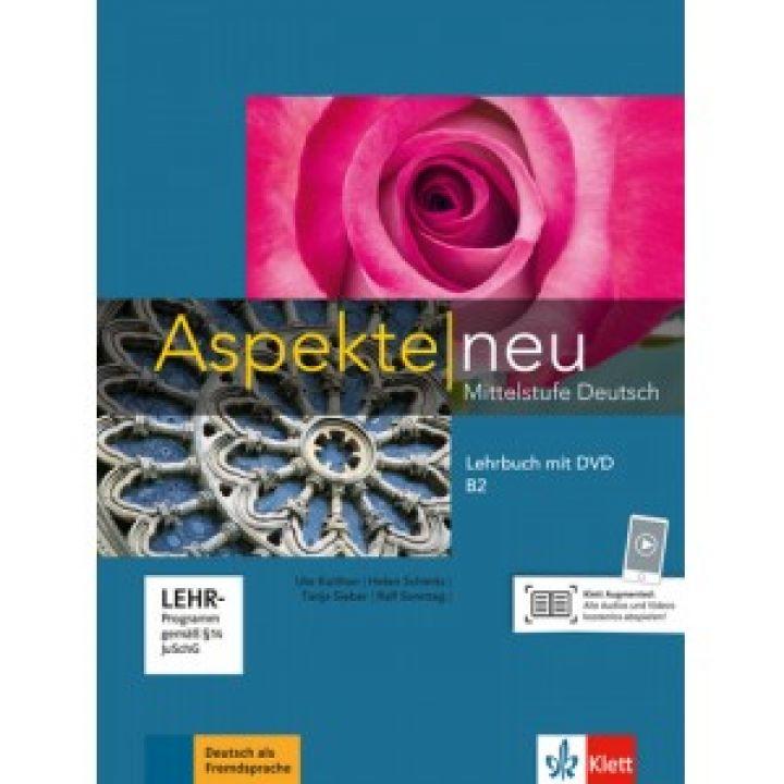 Aspekte 2 Neu B2 Lehrbuch mit DVD