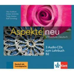Aspekte 2 Neu B2 Audio-CDs zum Lehrbuch