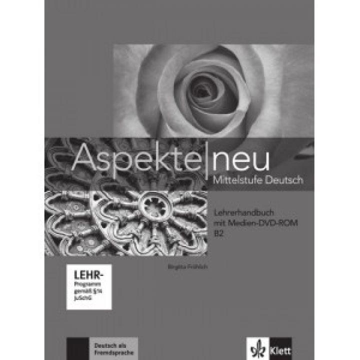 Aspekte 2 Neu B2 Lehrerhandbuch mit DVD-ROM
