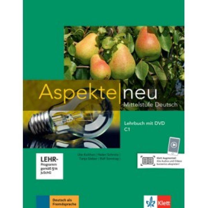 Aspekte 3 Neu C1 Lehrbuch mit DVD