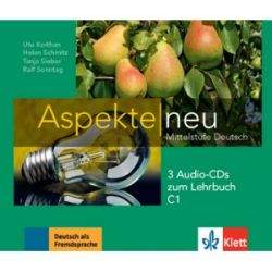 Aspekte 3 Neu C1 Audio-CDs zum Lehrbuch