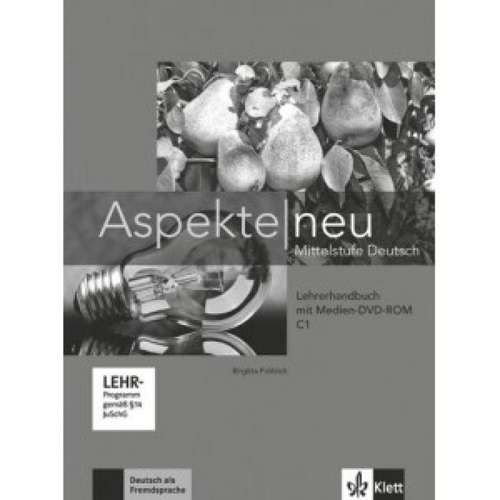 Aspekte 3 Neu C1 Lehrerhandbuch mit DVD-ROM