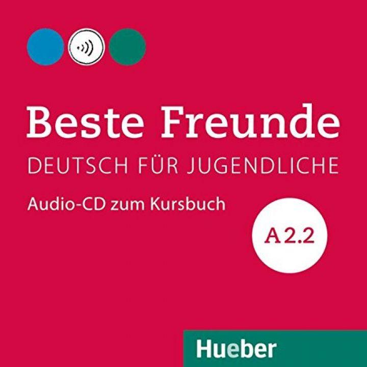 Beste Freunde A2.2 Audio-CD zum Kursbuch