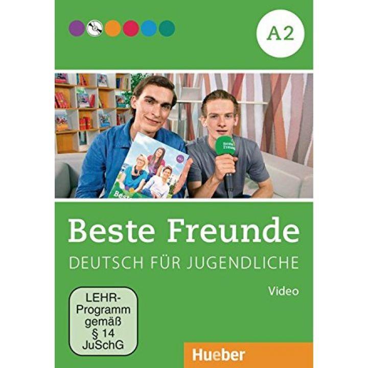 Beste Freunde A2 Video DVD