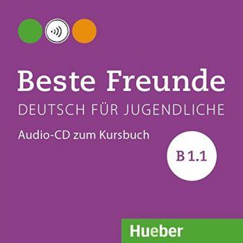 Beste Freunde B1.1 Audio-CD zum Kursbuch