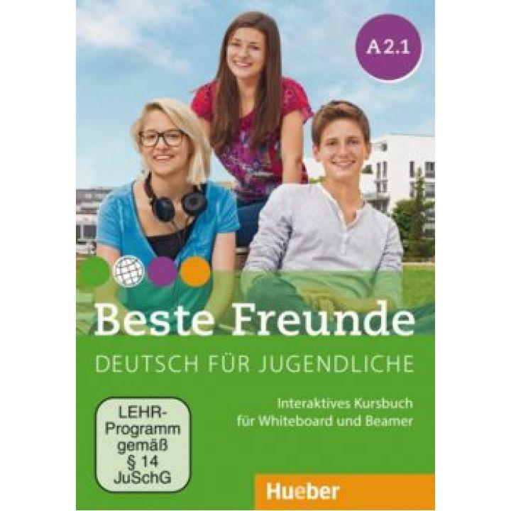 Beste Freunde A2.1 Interaktives Kursbuch