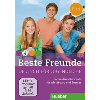 Beste Freunde B1.1 Interaktives Kursbuch