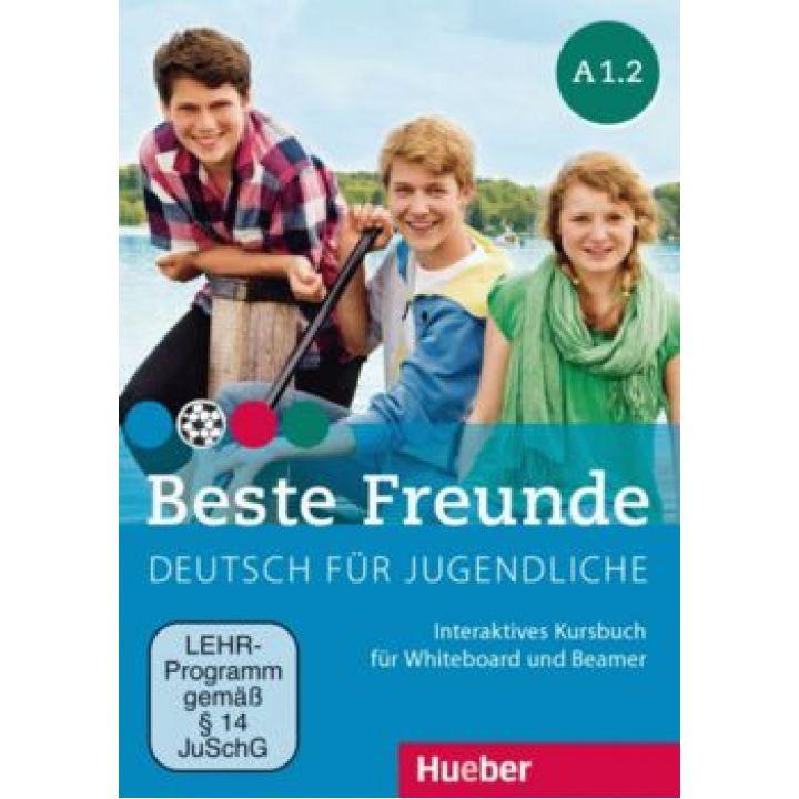 Beste Freunde A1.2 Interaktives Kursbuch