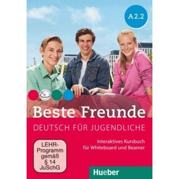 Beste Freunde A2.2 Interaktives Kursbuch