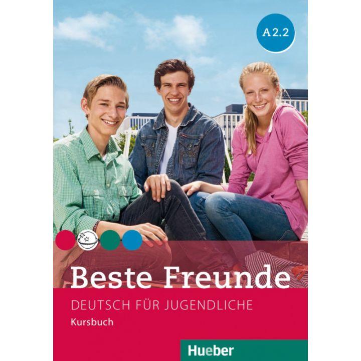 Beste Freunde A2.2 Kursbuch