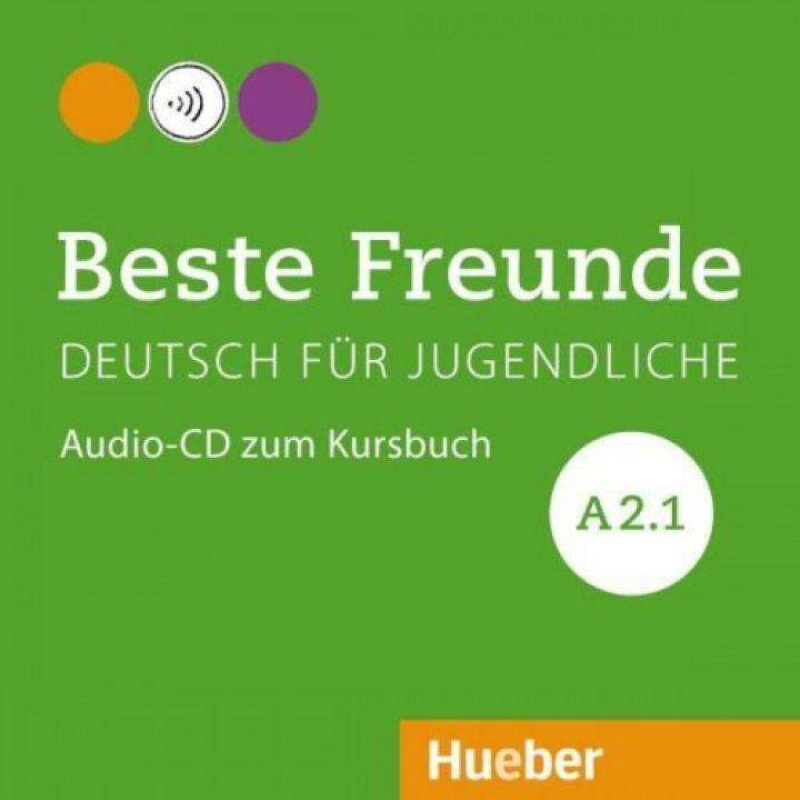 Beste Freunde A2.1 Audio-CD zum Kursbuch