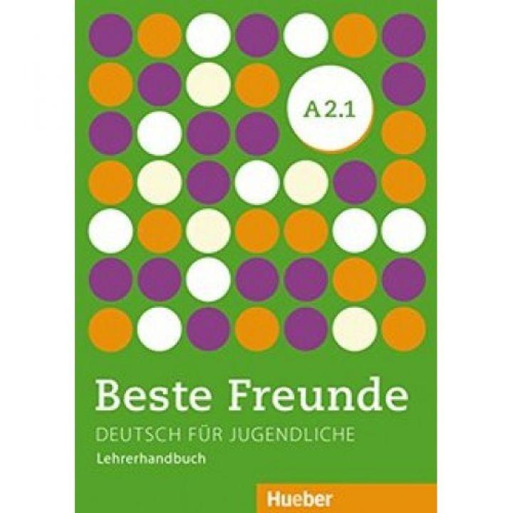 Beste Freunde A2.1 Lehrerhandbuch