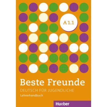 Beste Freunde A1.1 Lehrerhandbuch