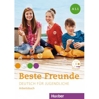 Beste Freunde A1.1 Arbeitsbuch + CD-ROM