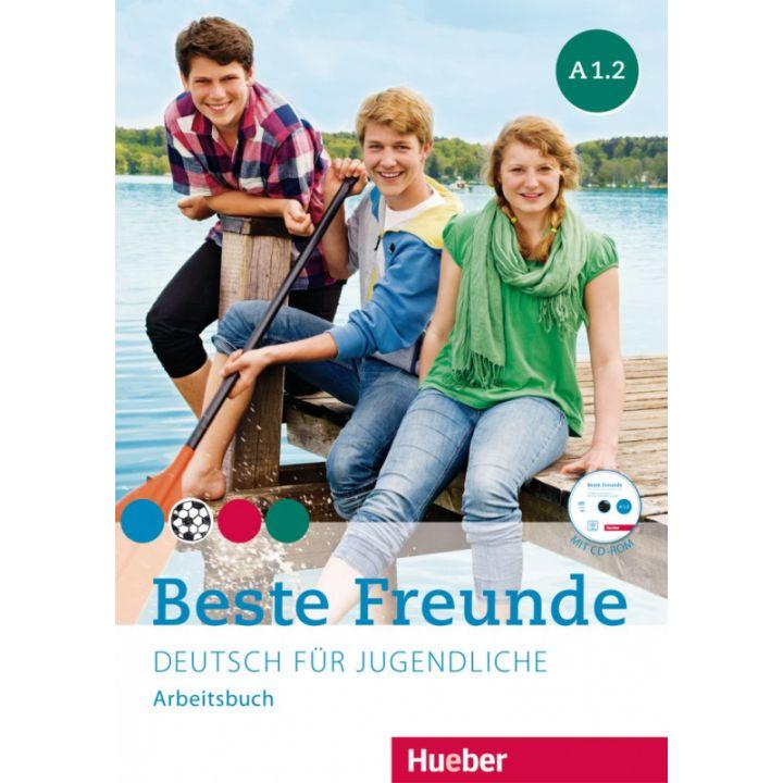 Beste Freunde A1.2 Arbeitsbuch