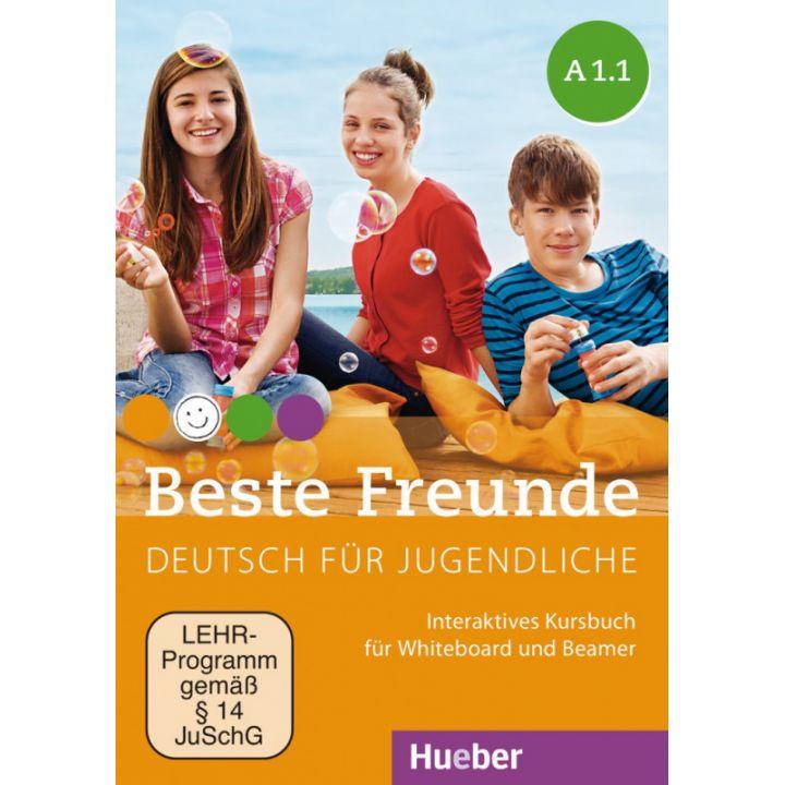Beste Freunde A1.1 Interaktives Kursbuch