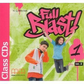 Full Blast 1 Class Audio CDs