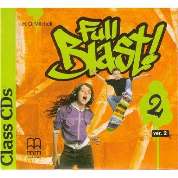 Full Blast 2 Class Audio CDs