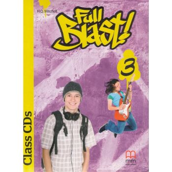Full Blast 3 Class Audio CDs