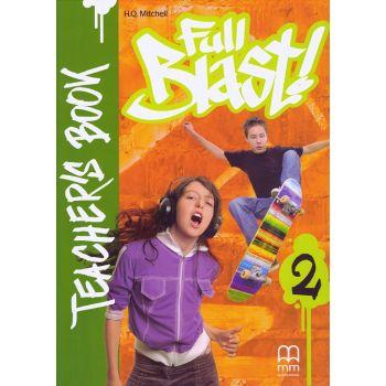Full Blast 2 Teacher's Book